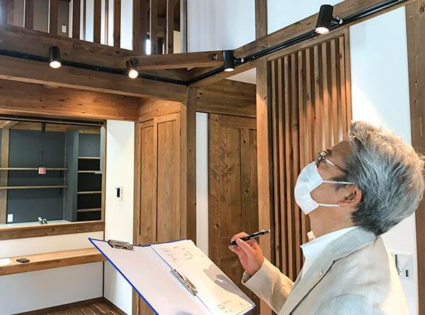 サイエンスホーム八戸|家づくりの流れ:完了検査