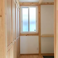 サイエンスホーム八戸|ひのきづくし10のお品書き「窓枠」