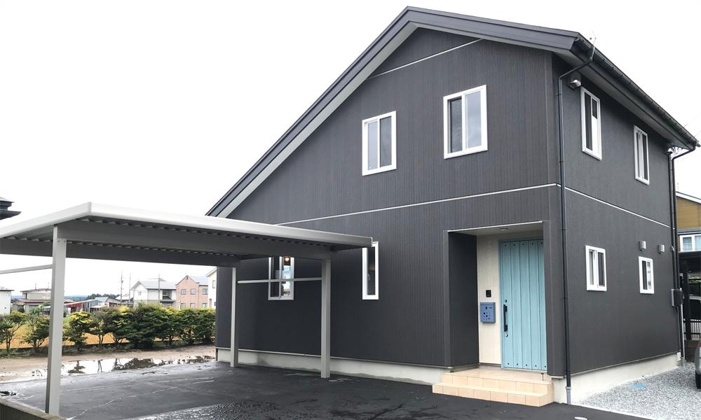 サイエンスホームの施工事例|カワイイが見え隠れする家