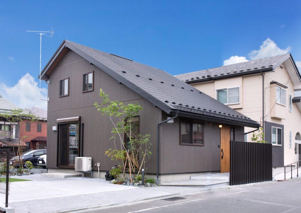 サイエンスホームの施工事例|1.5階ロフトスタイル 八戸常設展示場完成!!